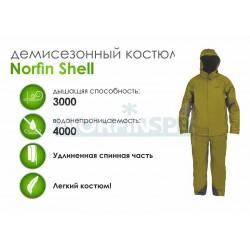 Демисезонный костюм Norfin Shell