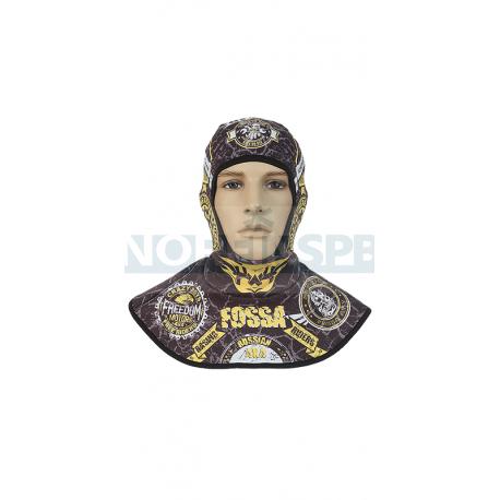 Зимний облегченный подшлемник Fossa Stamp