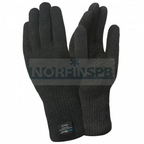 Перчатки водонепроницаемые Dexshell ToughShield черные