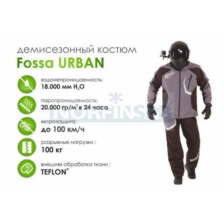 Летний костюм FOSSA URBAN