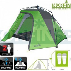 Автоматическая палатка  Norfi Pike 2 NF