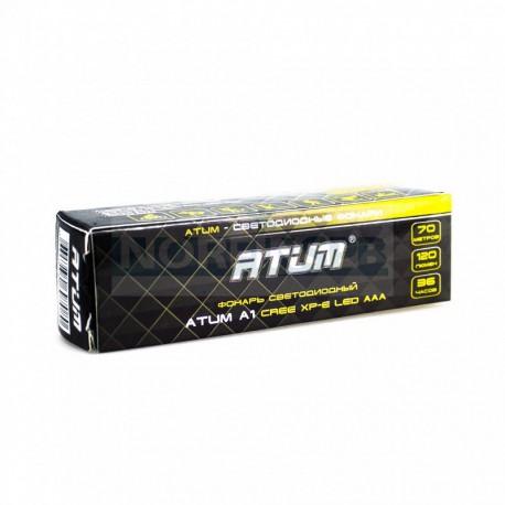 Фонарь Atum A1 CREE XP-E Led AAA