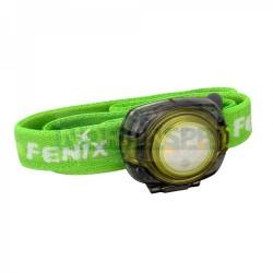 Налобный фонарь Fenix HL05 White/Red LEDs, зеленый