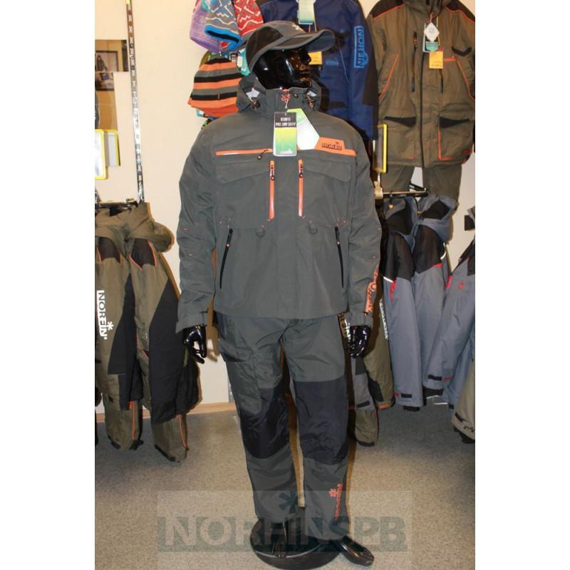 5ee488b654f1 Обзор на летний костюм для рыбалки Norfin Pro Dry Gray и флисовый костюм  Norfin Polar Line 2.