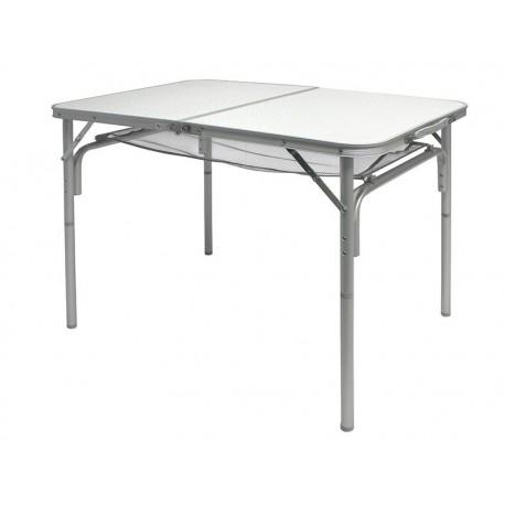 Стол складной Norfin GAULA-M NF алюминиевый 90x60