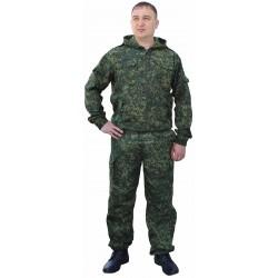 Летний костюм NOVATEX  Спецназ, зеленая цифра