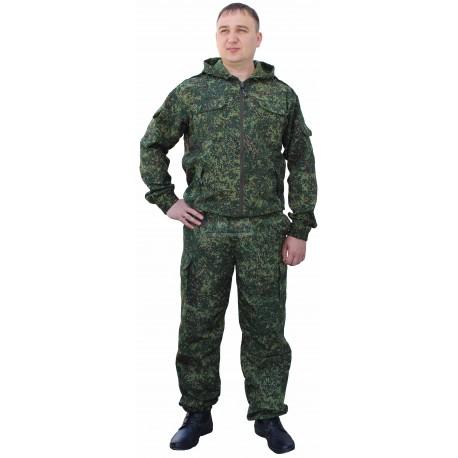Летний костюм NOVATEX  «Спецназ» , зеленая цифра