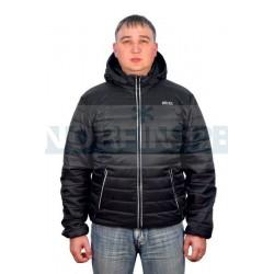 Куртка Novatex Урбан, нейлон/черный
