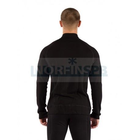 Термофутболка Lasting OLE, черна шерсть 260