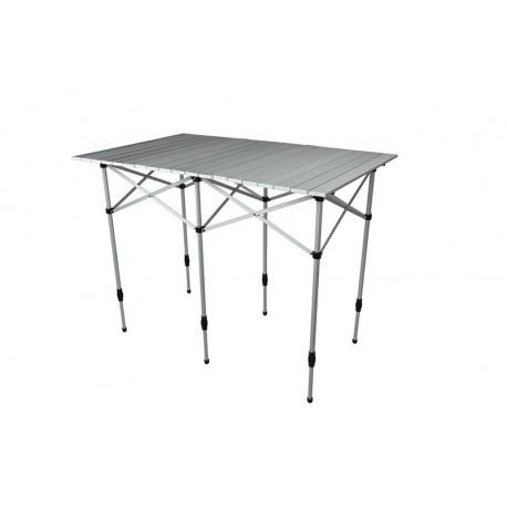 Стол складной Norfin GLOMMA-M NF алюминиевый 110x71