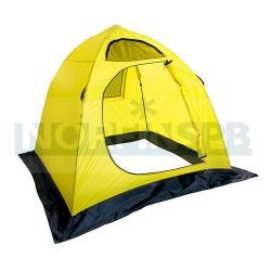 Зимняя рыболовная палатка Holiday EASY ICE 210x210, желтый