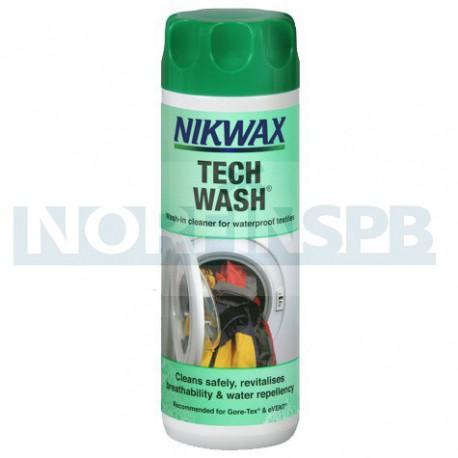 Средство для стирки Nikwax Loft Tech Wash (300 мл)