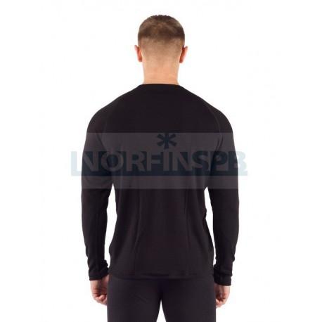 Футболка мужская Lasting Rosta, черная