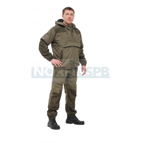 Летний костюм Novatex Элит Барьер, кофе