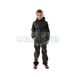 Детский костюм Novatex Барс, геометрия хаки