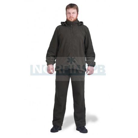 Флисовый костюм Novatex Никс, хаки