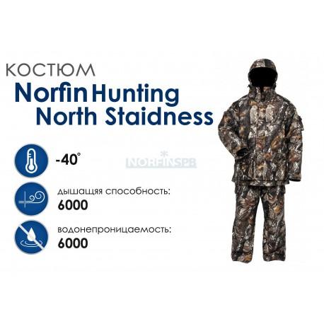 Зимний костюм Norfin Hunting North Staidness