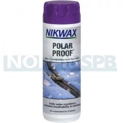 Водоотталкивающая пропитка для одежды Nikwax Polar Proof (300 мл)