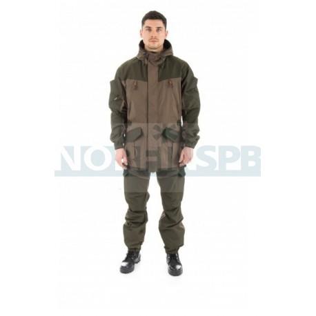"Летний костюм Triton ""Горка"" (Хлопок 130гр./хаки)"