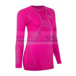 Женская термокофта FREENORD THERMOTECH, розовый