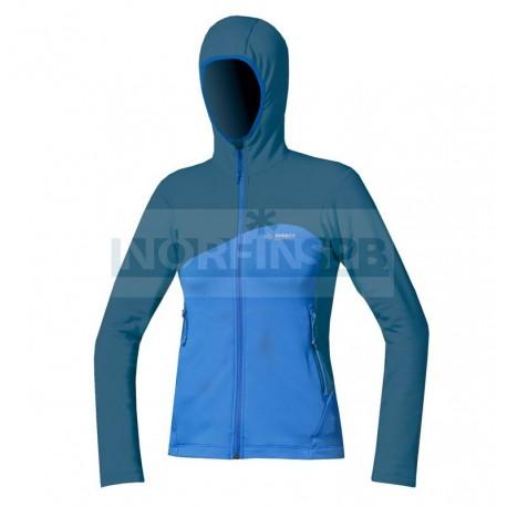 Толстовка женская Direct Alpine EIRA 1.0 petrol/blue