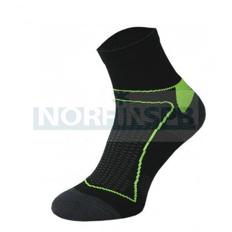 Носки Comodo BIK 1-01, black-green