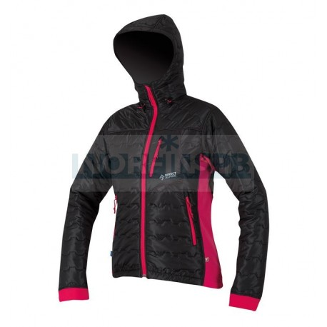 Женская куртка Direct Alpine Block Lady, black/rose