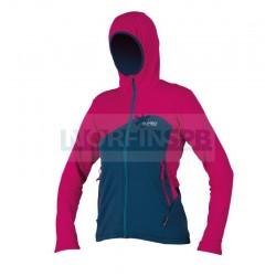 Толстовка женская Direct Alpine EIRA, rose/petrol