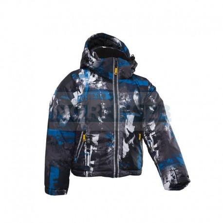 Детская куртка Novatex Мегаполис, синий