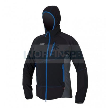 Утепленная куртка Direct Alpine JORASSES, black/blue