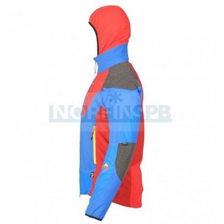 Утепленная куртка Direct Alpine JORASSES, blue/red