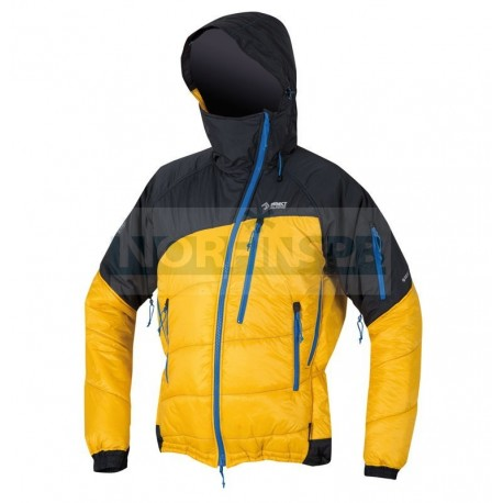 Утепленная куртка Direct Alpine FORAKER, gold/black/blue