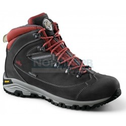 Треккинговые ботинки Lomer Cristallo MTX , black scarlet