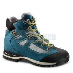 Треккинговые ботинки  Lomer Dolomiti, octane/lime