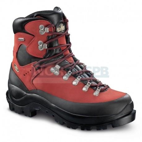 Треккинговые ботинки Lomer Everest, red/black