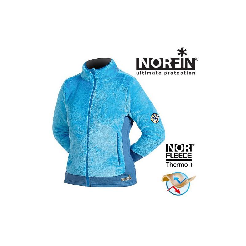 38624f46 Женская флисовая куртка Norfin Moonrise купить в Санкт-Петербурге