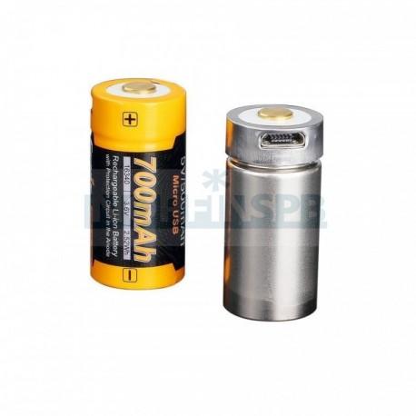 Аккумулятор Li-ion Fenix 16340