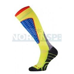 Носки Comodo SKI1-04, Yelow-blue
