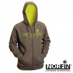 Куртка Norfin Hoody Green