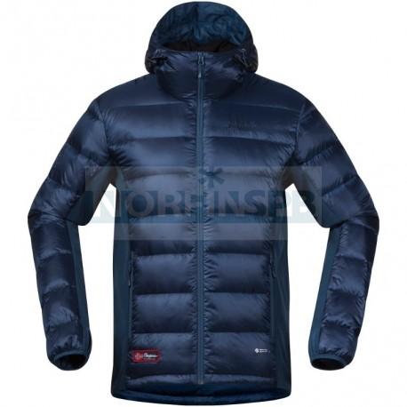 Куртка Bergans Myre Down Jkt, Dk Steel Blue