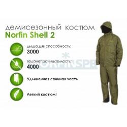 Демисезонный костюм Norfin Shell 2