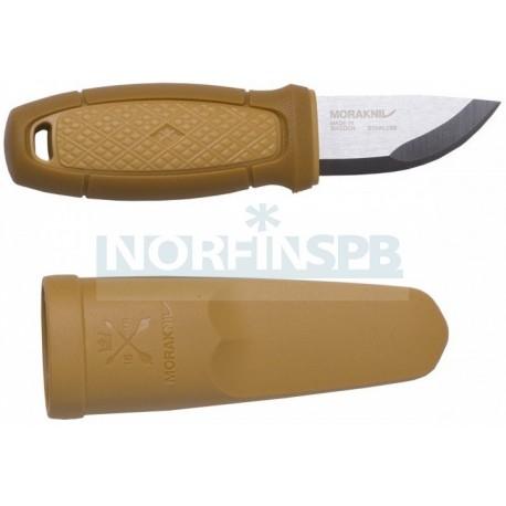 Нож Morakniv Eldris, желтый