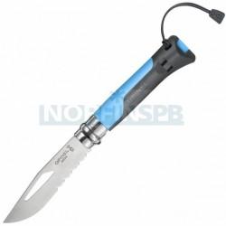 Нож Opinel №8 Outdoor синий