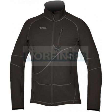 Кофта Jacke AXIS black/grey