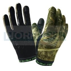Перчатки водонепроницаемые Dexshell Drylite камуфляж
