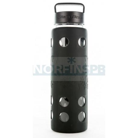 Бутылка Muumit Retkella 0,68л, чёрная