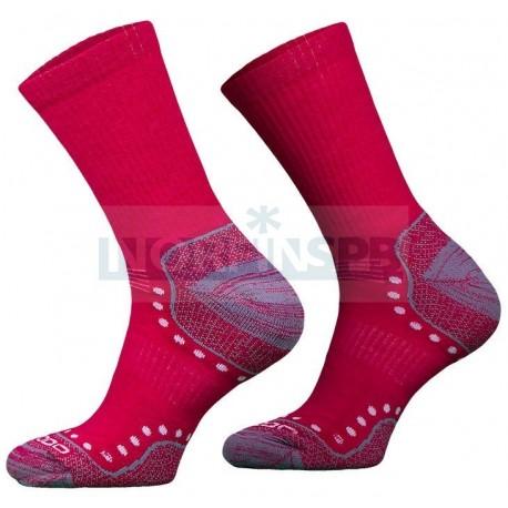 Носки Comodo STAL, red