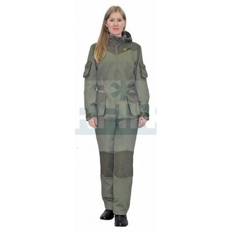 Женский костюм Novatex Зена, хаки