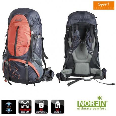 Рюкзак Norfin NEWEREST 65 NS, 65 литров