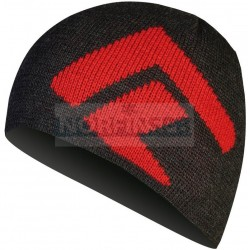 Шапка Direct Alpine KAMENY anthracite/red